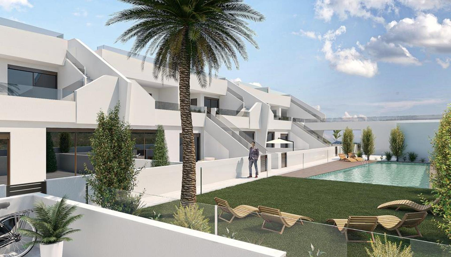 Bungalow in Alicante (Pilar De La Horadada)