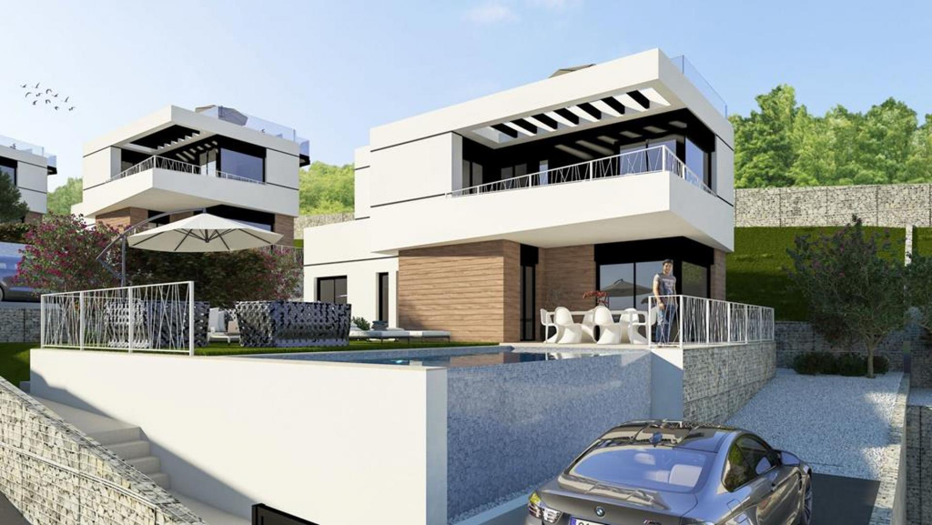 Villa in Alicante (Finestrat)