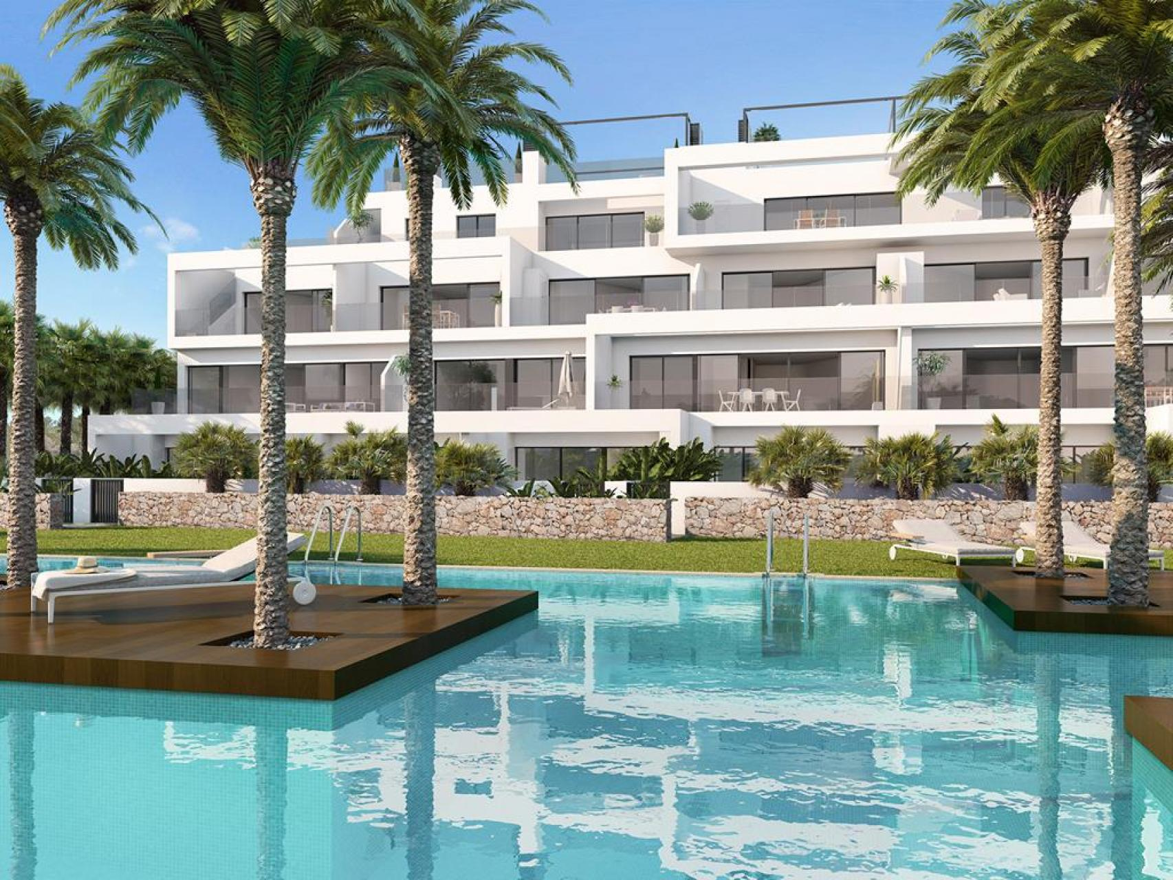 Apartment in San Miguel De Salinas (Alicante)