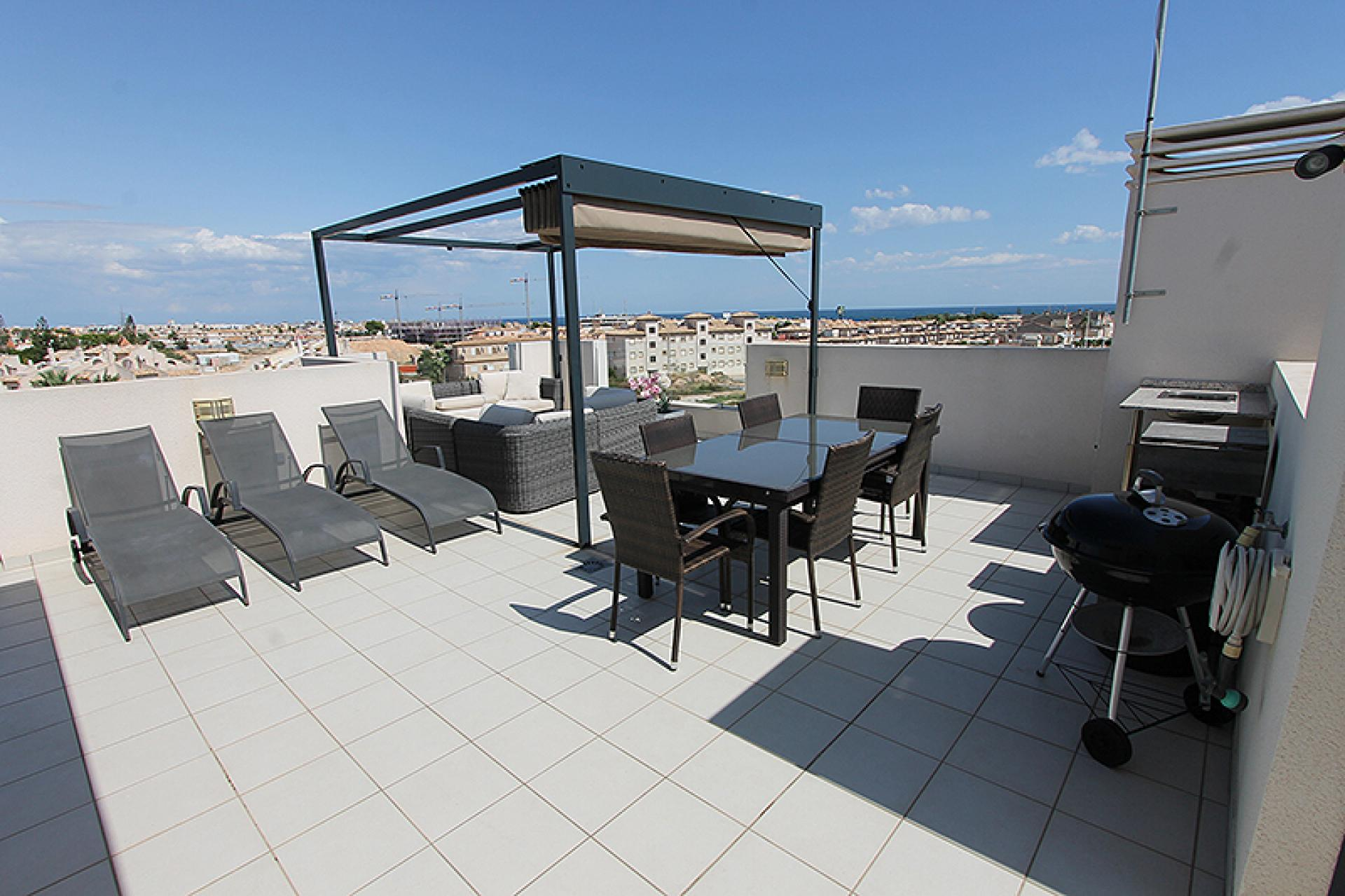 Penthouse in La Zenia (Alicante)