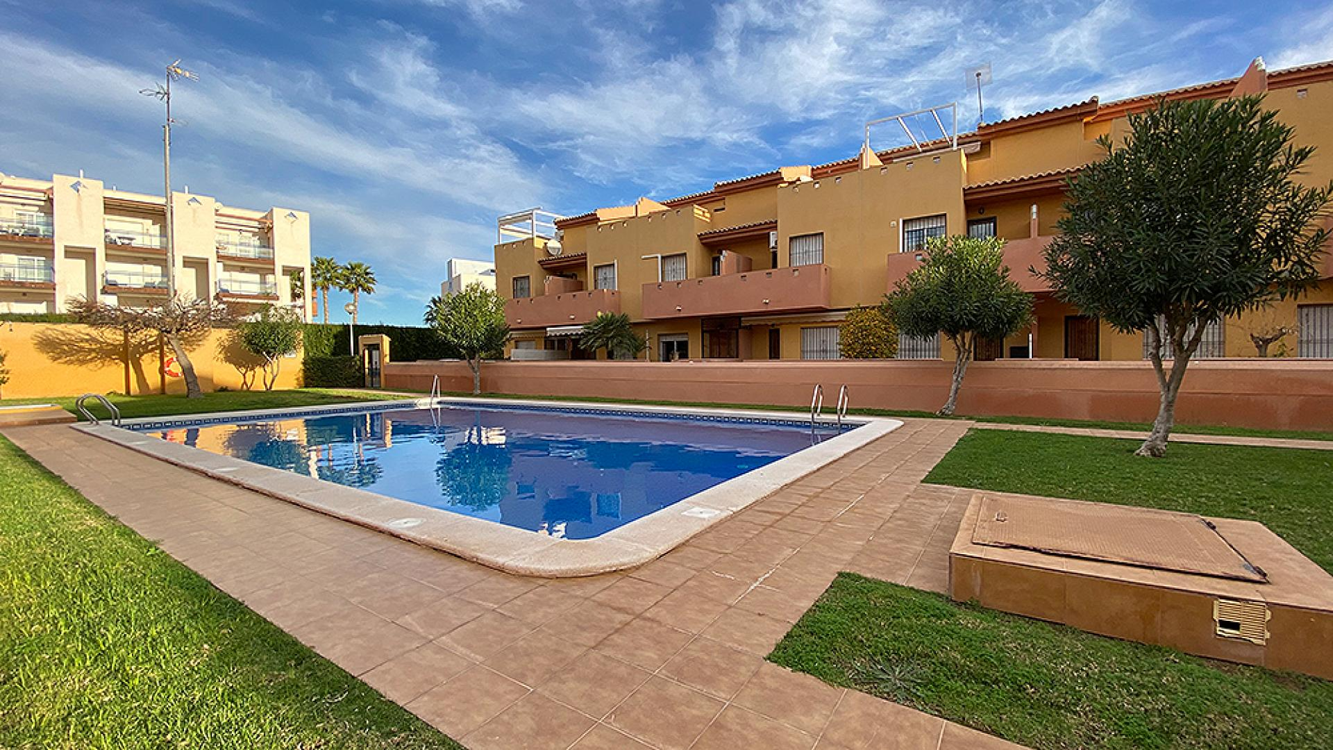 Townhouse in Cabo Roig (Alicante)