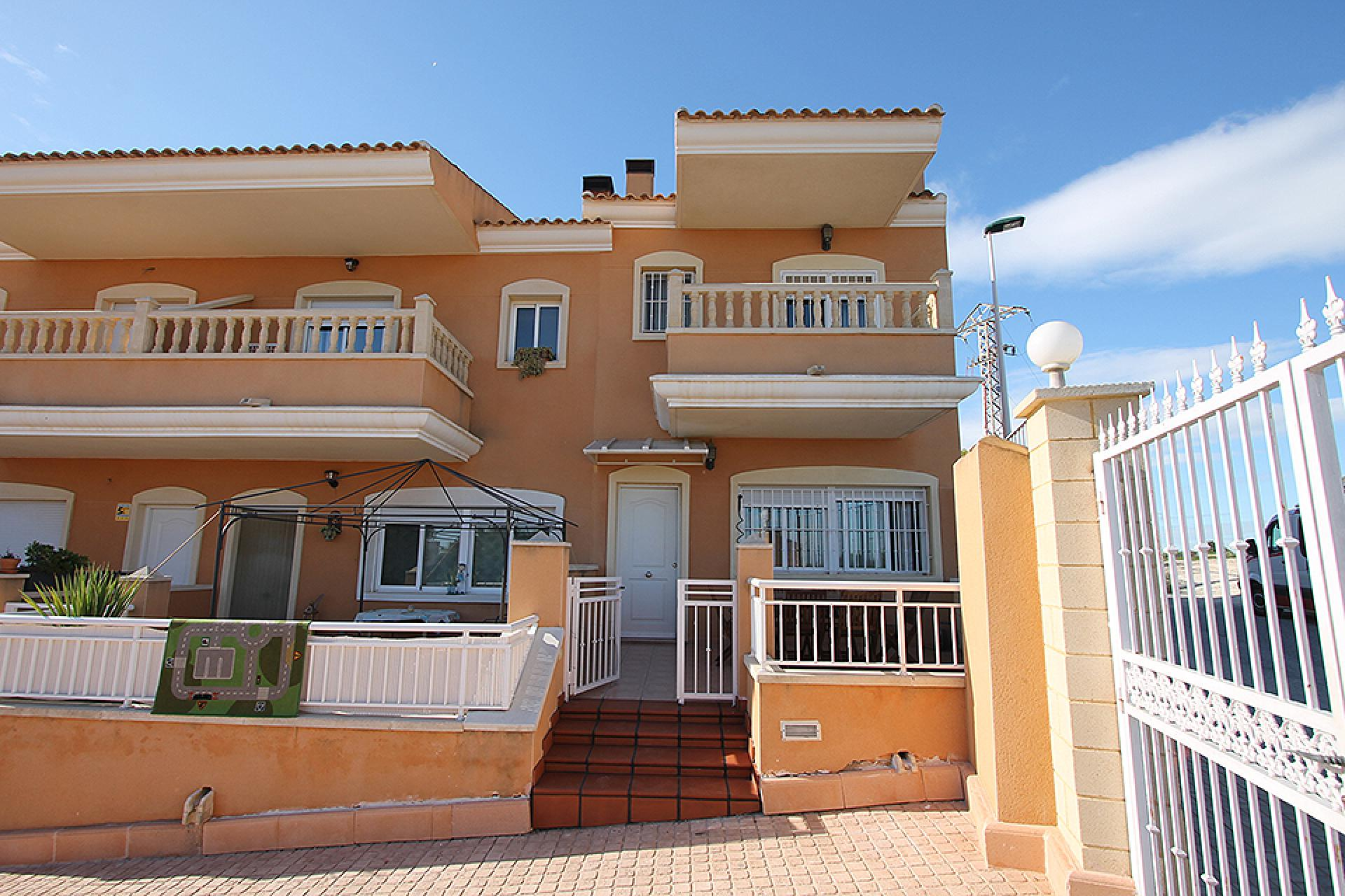 Townhouse in Gran Alacant (Alicante)