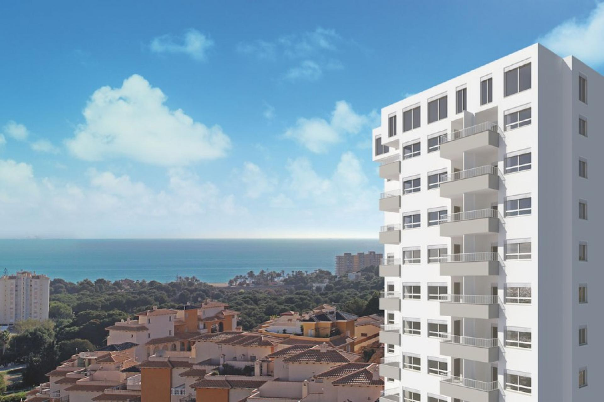 Apartment in Campoamor (Alicante)