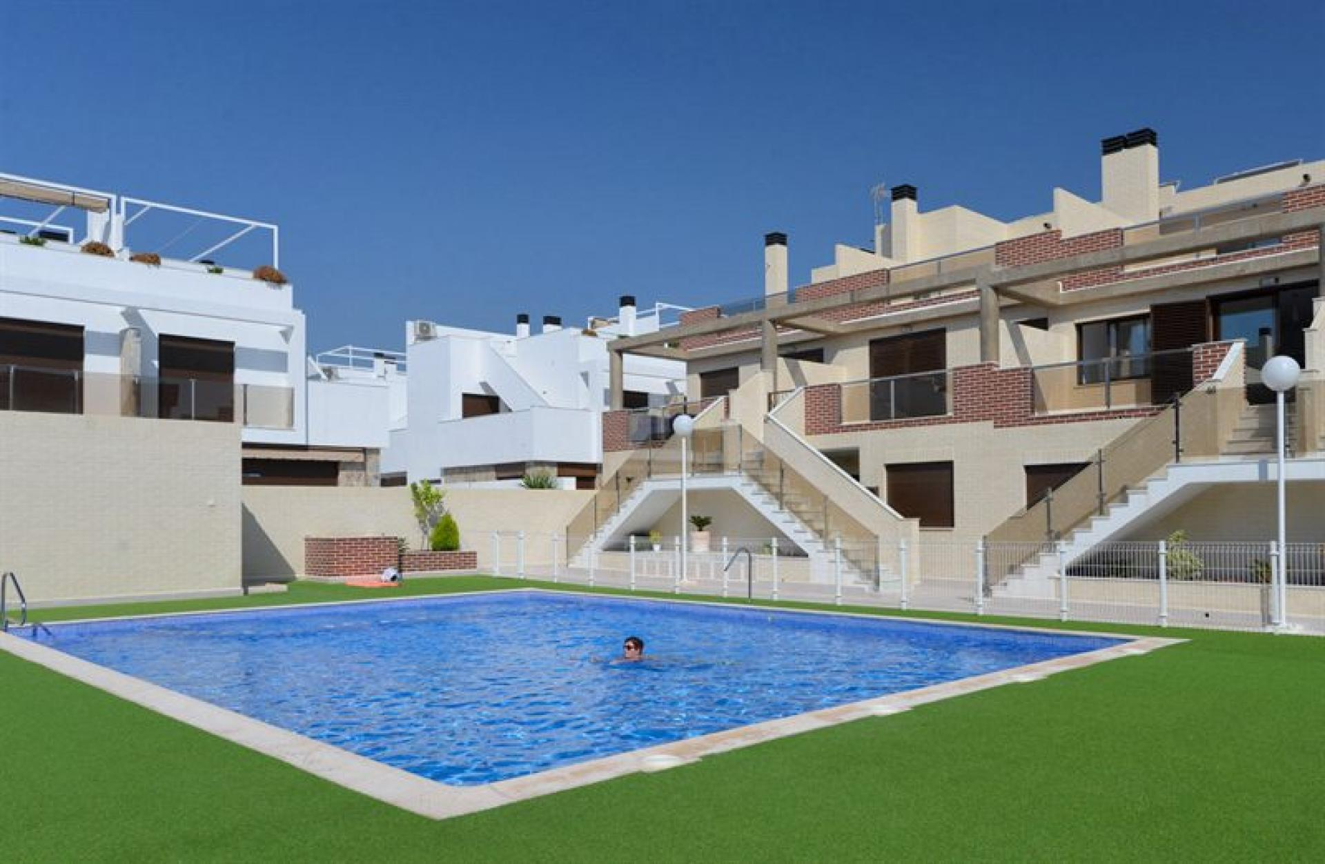 Bungalow in Cabo Roig (Alicante)