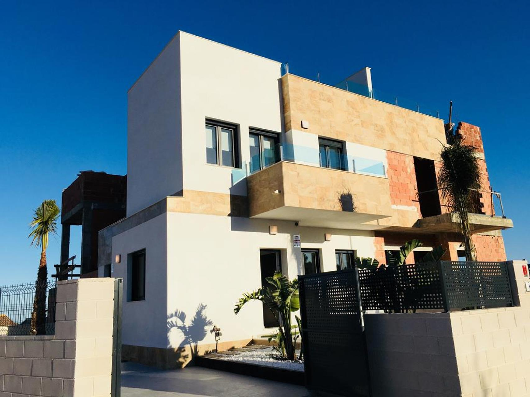 Townhouse in Polop (Alicante)