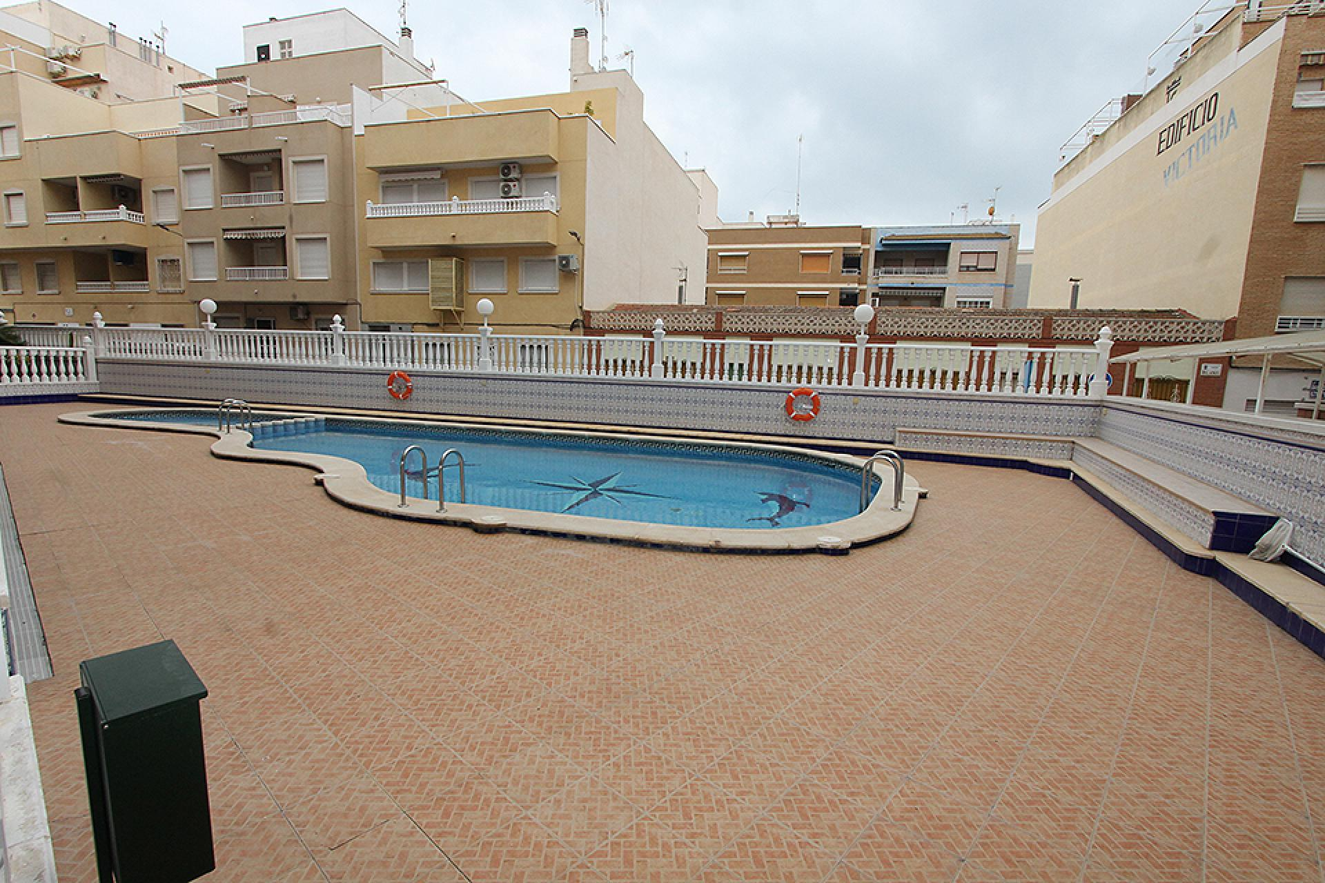 Apartment in La Mata (Alicante)