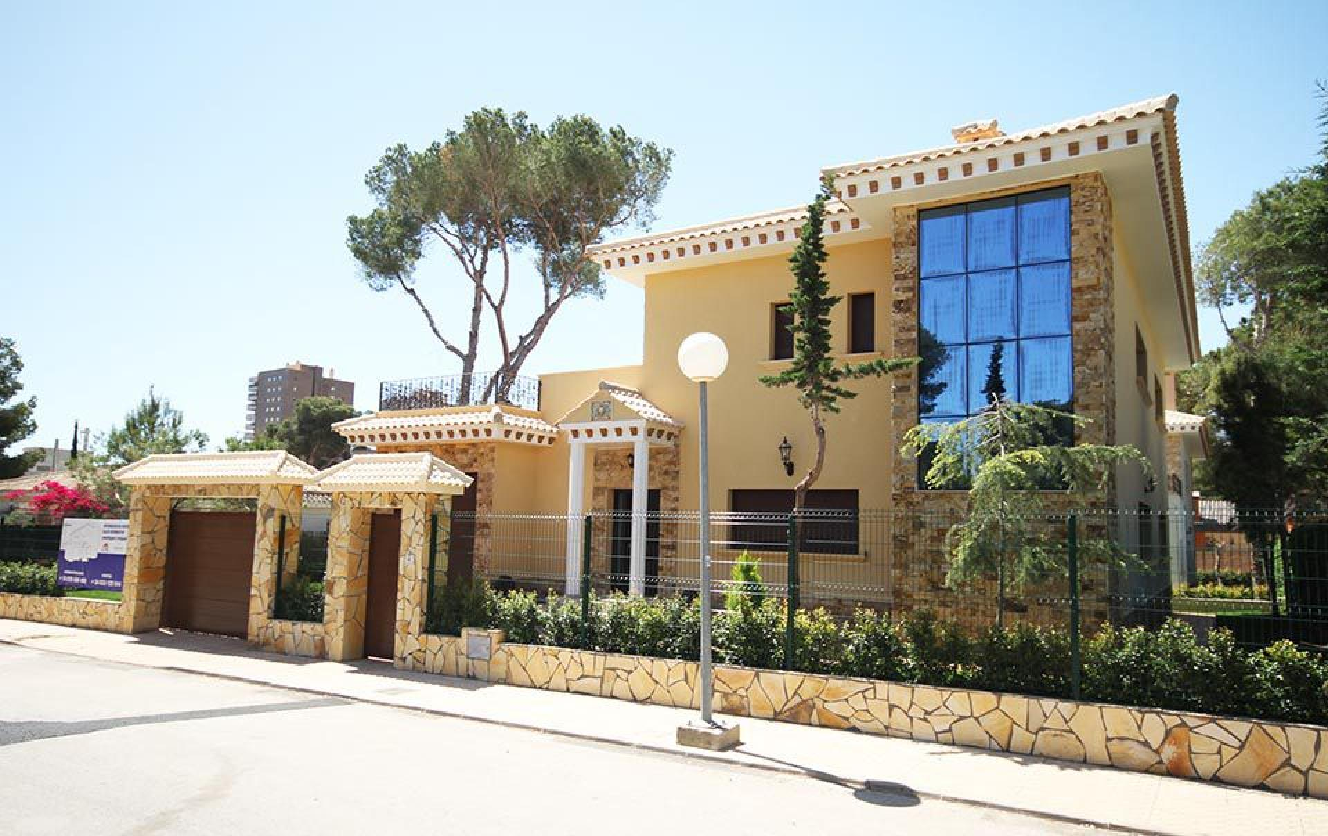 Villa in Campoamor (Alicante)