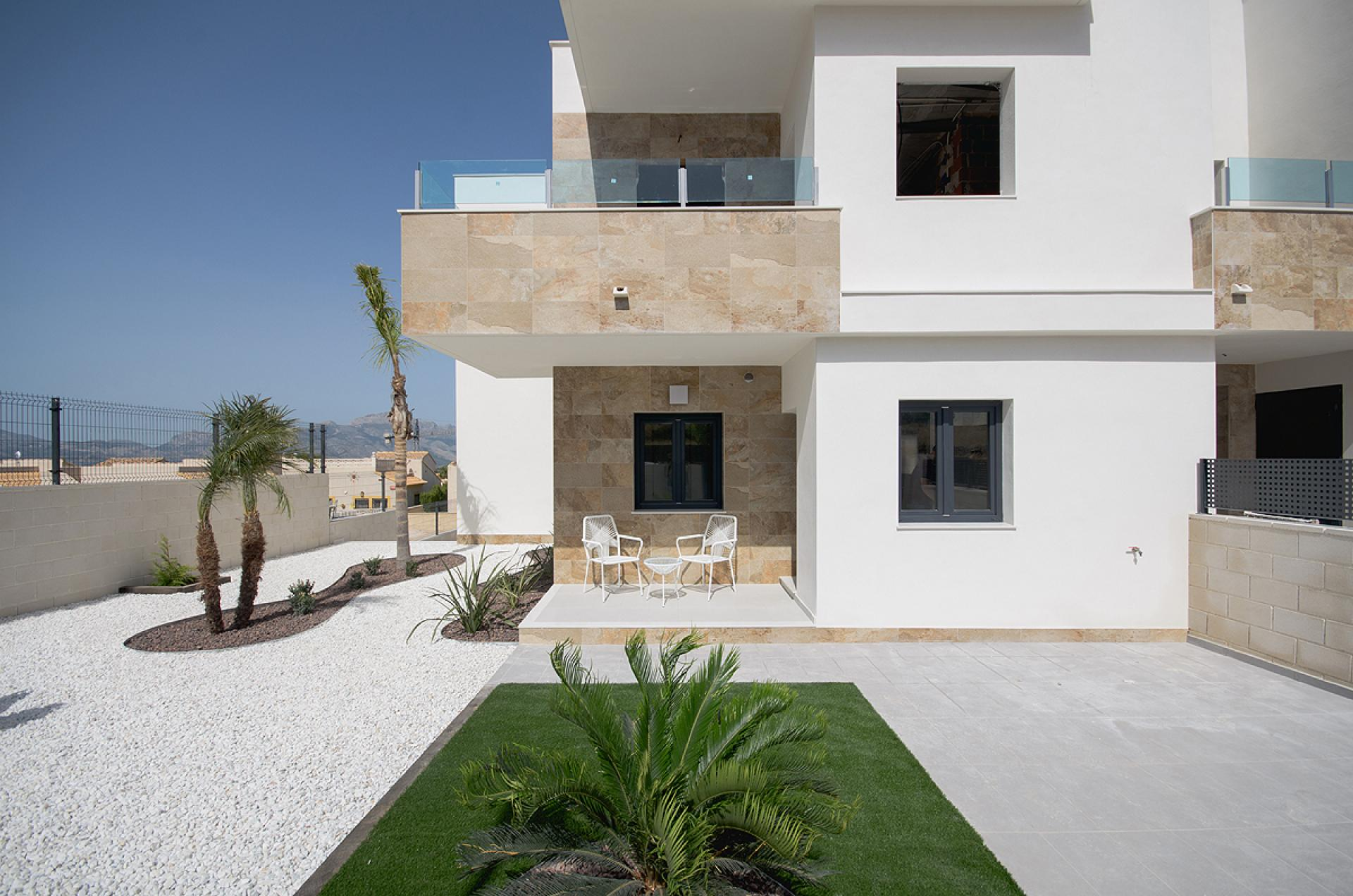 Bungalow in Polop (Alicante)