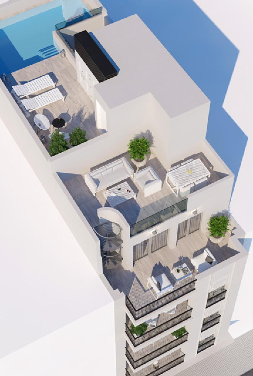 Penthouse in Torrevieja (Alicante)